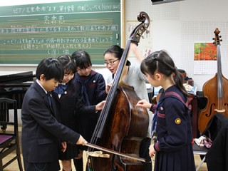プロによる演奏鑑賞授業 | 東京...